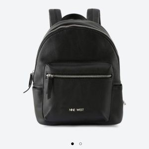 Nine West Mini Tarin Backpack, Black